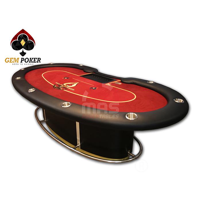 All In Professional Poker Table P38 Mas Poker Tables Thương Hiệu Ban Poker Cao Cấp